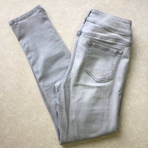 MAURICES Jegging's Gray Size Large/Regular